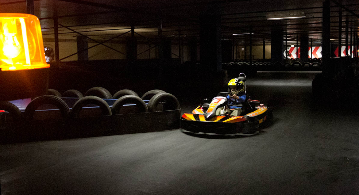 kart outfit